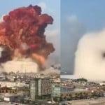 Beirut Blast August 4,2020